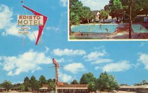 SC - Orangeburg. Edisto Motel & Jack Nolen's Restaurant