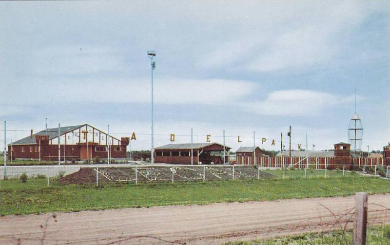 Rec Center in Parc Citadel , LEGAL , Alberta , Canada , 50-60s
