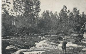 PORT ARTHUR , Ontario, 1900-10s ; A Fishing Stream