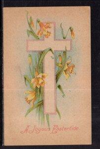 A Joyous Eatser Cross Flowers BIN