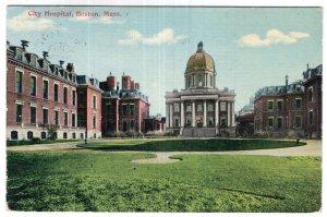 Boston, Mass, City Hospital