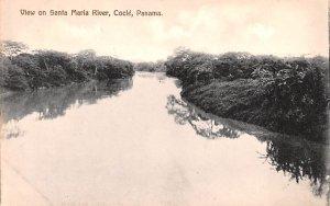 Santa Maria River Cocle Panama Unused