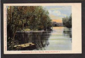 NY View of Susquehanna River ONEONTA NEW YORK PC UDB