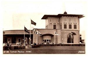 New York 1940 World's Fair  Turkish Pavilion