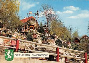 Waldbach Ost-Steiermark Alpengarten Wasserspiele