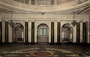 Indiana Indianapolis City Hall Interior