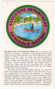 Great Seal of the Seminole Nation