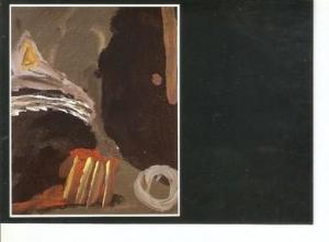 Postal 047657 : Ciriza. Serie New York Acrilico sobre lienzo