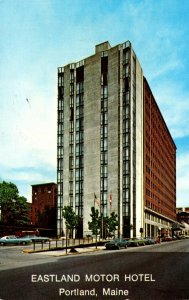 Maine Portland Eastland Motor Hotel