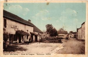 CPA AK Vaite - Route de Langres - Restaurant Petit (452410)