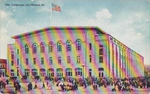 Iowa Des Moines Coliseum