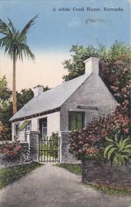 Bermuda A White Coral Home 1937