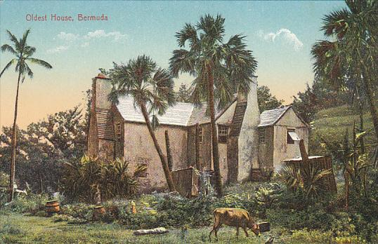 Oldest House In Bermuda