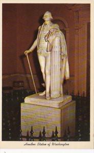 Virginia Richmond Houdon Statue Of Washington