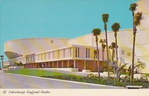 Florida St Petersburg Bayfront Center Auditorium and Arena