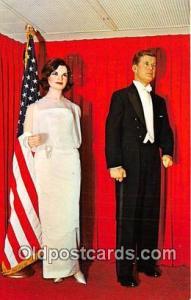 Scottsdale, AZ, USA Postcard American Heritage Wax Museum