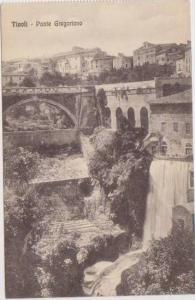 Ponte Gregoriano, Tivoli, Lazio, Italy 1900-10s