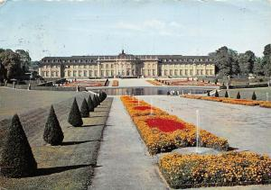 Ludwigsburg Schloss Blumen Flowers Fountains Castle Chateau