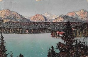 Poland Cieszyn, Teschen, Mountains