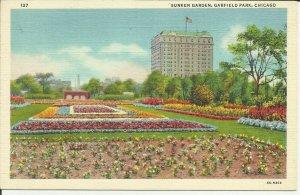 Chicago, Sunken Garden, Garfield Park