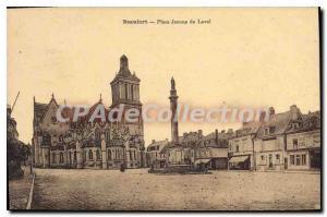 Postcard Old Beaufort Place Jeanne De Laval