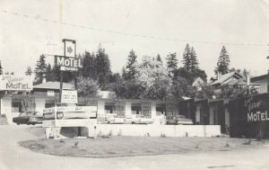 SALMON ARM , B.C., Canada, 50-60s ; Leon's Village Motel