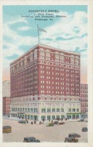 PITTSBURGH , Pennsylvania, 1910s; Roosevelt Hotel