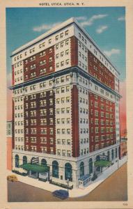 Hotel Utica - Utica NY, New York - Linen