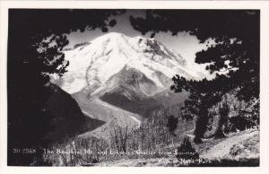 RP: Emmons Glacier , Rainier National Park , Washington , 1910-20s