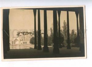 193069 IRAN Persia ISFAHAN Chehal Situn Vintage photo postcard