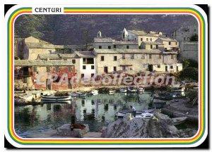 Postcard Modern Centuri Cape Corsica Picturesque Little Port