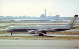BILL THOMPSON PHOTO EASTERN AIRLINES DOUGLAS DC8-21
