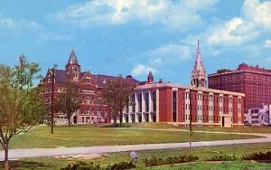 MO - St. Louis, Cardinal Ritter Hall, St. Louis University