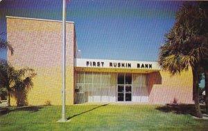 Florida Ruskin First Ruskin Bank