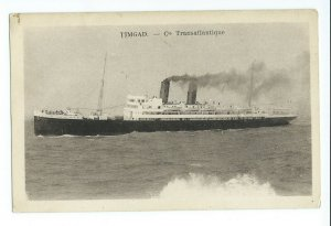 Postcard TIMGAD - Cie Transatlantique Unposted VPC1.