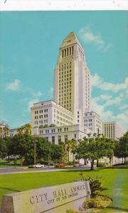 California Los Angeles City Hall