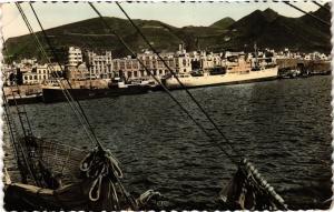 CPA Espagne SANTA CRUZ DE TENERIFE - Muelle de Ribera (304012)