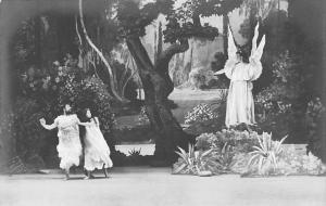 Passionsspiel Oberammergau, Nr. 11 Vertreibung aus dem Paradies, Angel