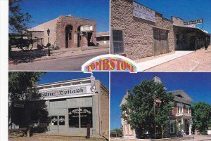Multi View Tombstone Arizona
