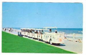 Riding the Sunshine Special beachfront, Virginia Beach, Virginia, PU-1969