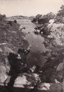 France Ploumanach La vallee des Traoieros 1951