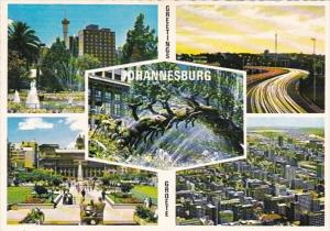 South Africa Johannesburg Multi View