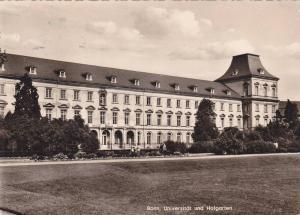RP; Bonn, Universitat und Hofgarten, North Rine-Westphalia, Germany, 20-30s