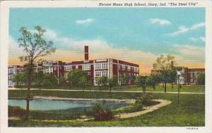 Indiana Gary Horace Mann High School