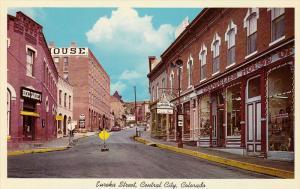 Eureka Street , Central City , Colorado , 40-60s