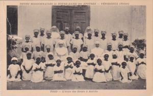 Africa Togo L'ecole des Soeurs a Anecho