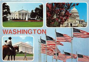 B32522 Washington multi views  usa