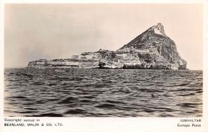 Gibraltar Europa Point, Beanland Malin & Co. Ltd. 1944