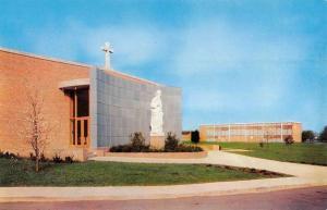 Rockville Maryland Shrine Of Saint Judge Vintage Postcard K106552