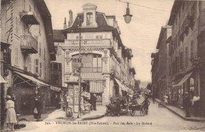 France Thonon Les Bains Haute Savoie Rue des Arts Le molard 04.51